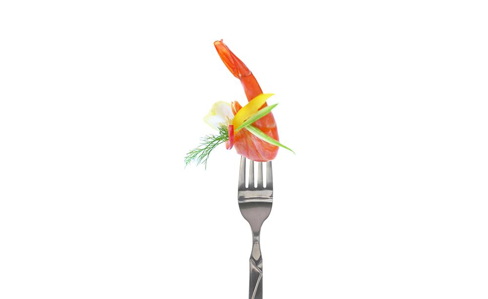 Hearty Seafood Salad