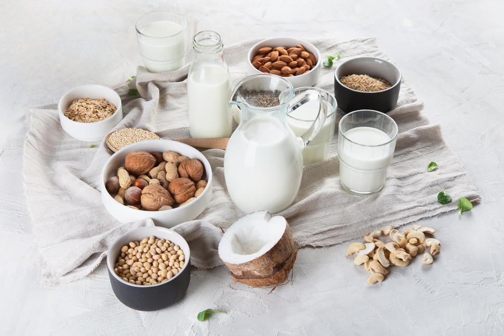 SMOOTHIES – Non-Dairy Milk Shakes