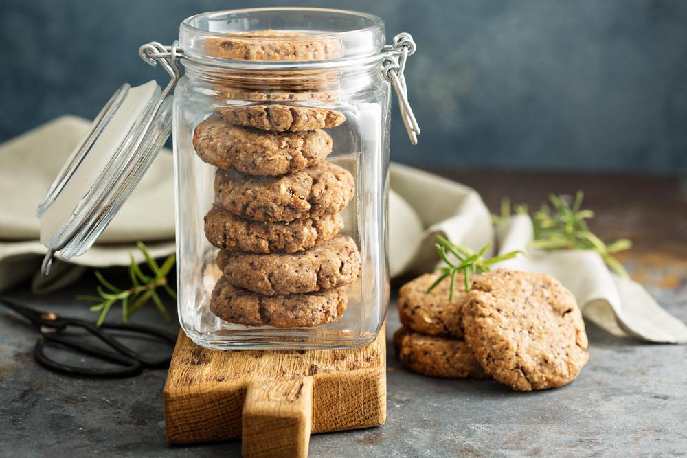 Nut Butter Cookies